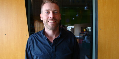 Michel van Ast, oprichter van de The Crowd.
