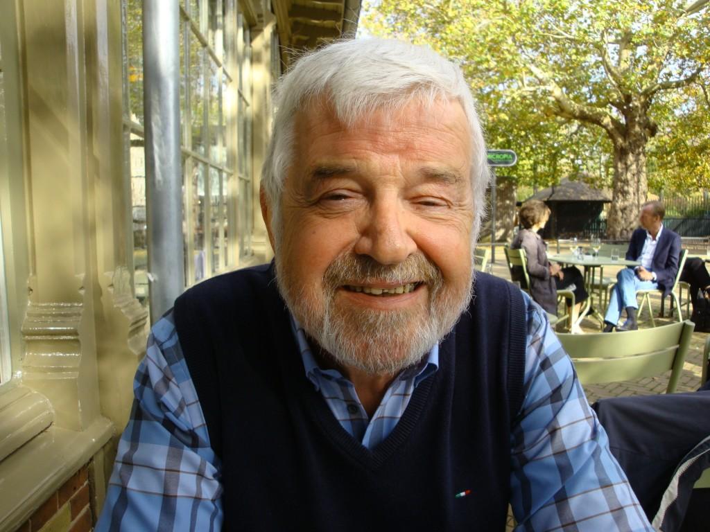 Hans Duijvestijn foto: Jan Lepeltak