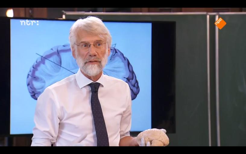 Prof.dr. Erik Scherder