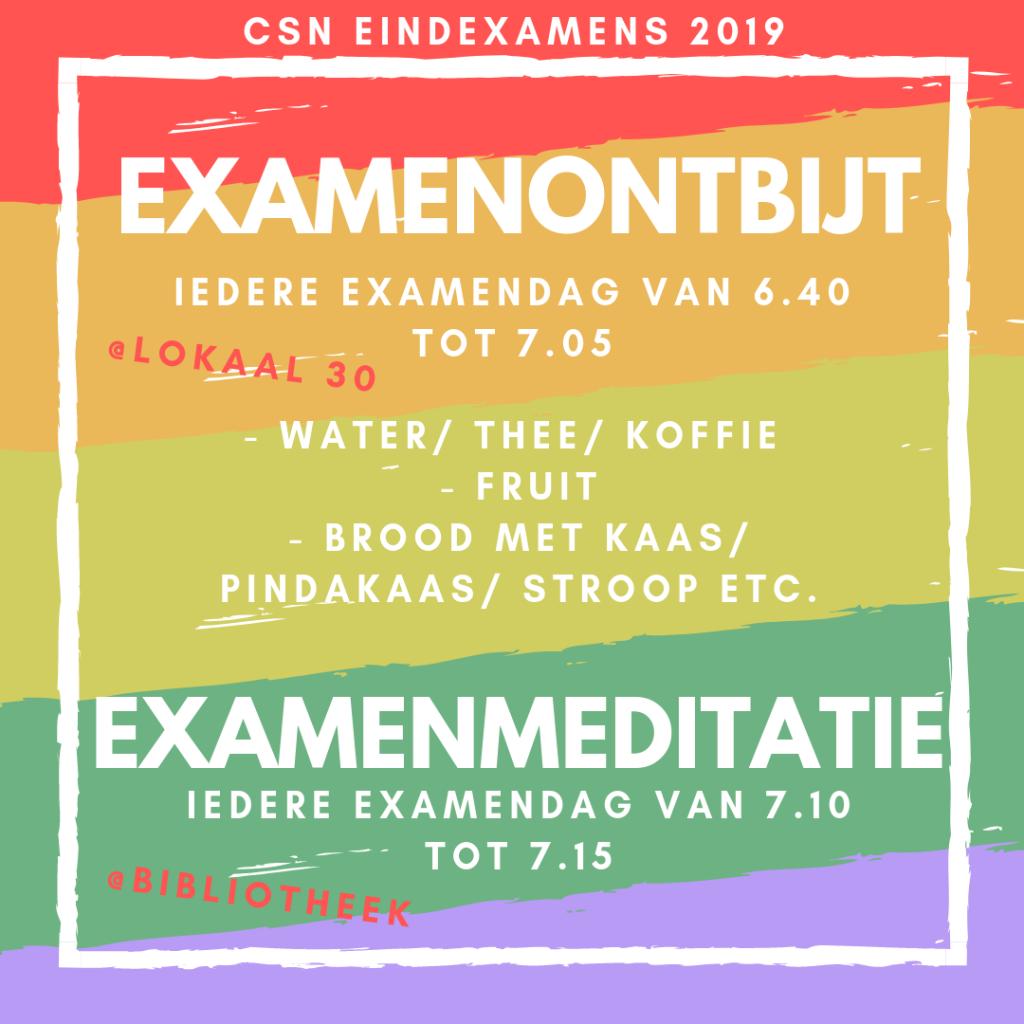 eindexamens-2019