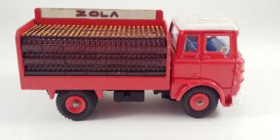 vrachtauto-rood