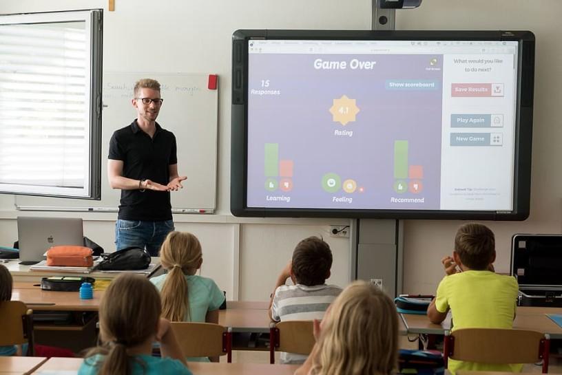 leraar-screen