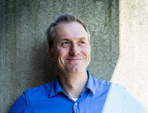 Johan de Wilde is lerarenopleider bij het Vlaamse Odyssee